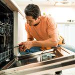 Limpieza y cuidado del lavavajillas